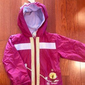 Girl coat - size 4